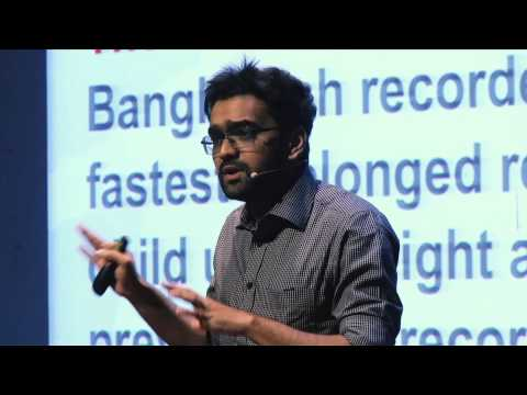 Bangladesh paradox and MDGs in health | Anisul Karim | TEDxDhaka