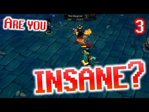 ARE YOU INSANE - Episode 3 - Insane Final Boss series!
