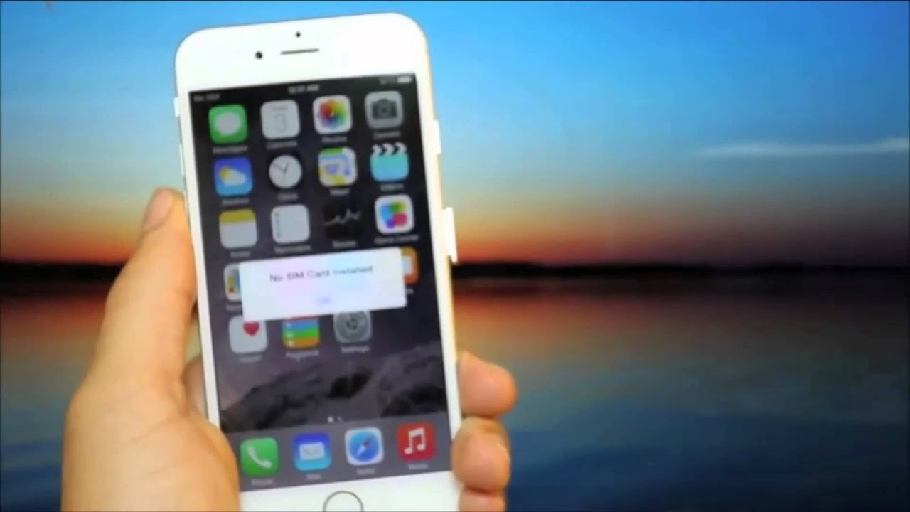 telenor iphone 5s