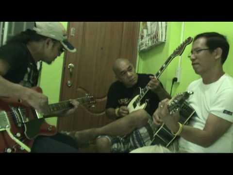 Drifting Blues - Willy San Juan,Itoy Nipis & Jun Castro @ Roadtone