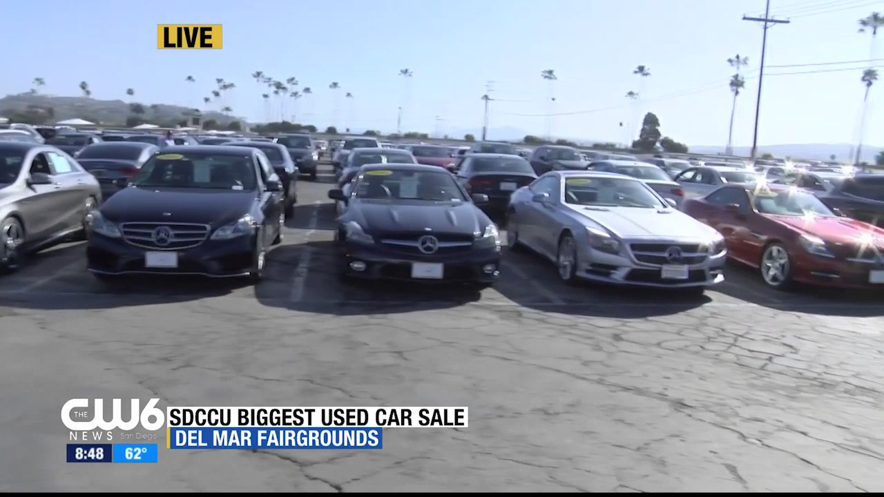Sdccu Used Car Super Sale Youtube
