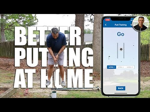 Better Putting at Home with PerfectMotion