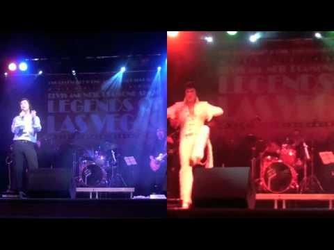 Elvis Neil Diamond Tribute Fisher Stevens presents the Legends of Las Vegas Show July 2011.m4v ...