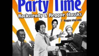 "BlackUp Sound - Party Time (mixtape - 7"" reggae vinyl only -2008)"