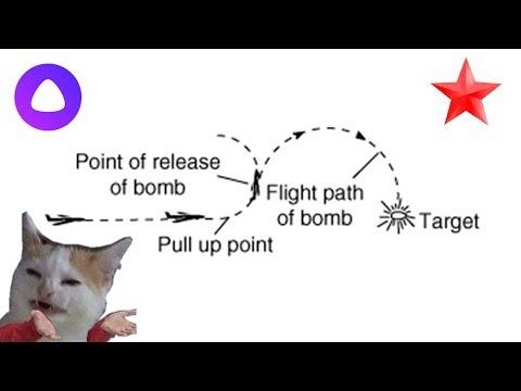 TOSS BOMBING | БОМБОМЕТАНИЕ С КАБРИРОВАНИЯ | СБ WAR THUNDER