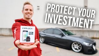 EVERY CAR ENTHUSIAST SHOULD HAVE THIS // CARLOCK - ADVANCE REAL-TIME CAR TRACKER AND ALERT SYSTEM