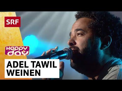 Adel Tawil mit Weinen