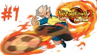 Nr. 23 - Let´s Play Inazuma Eleven 2: Feuersturm [Blind] - DS