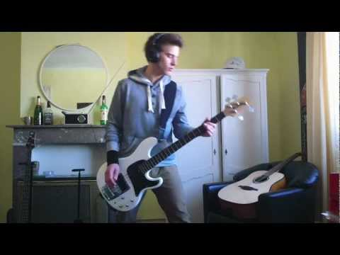 Blur - Song 2 (Bass cover)