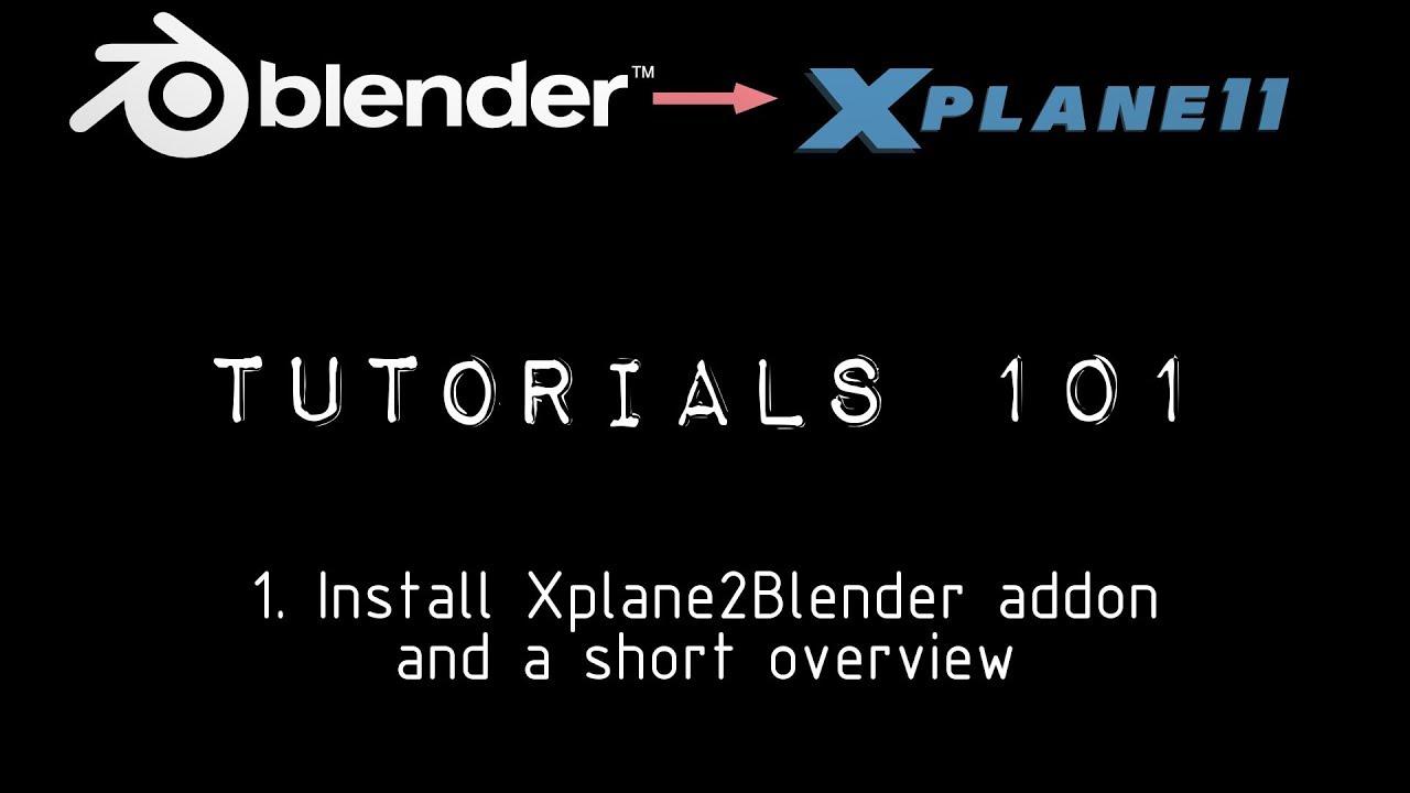 xplane2blender