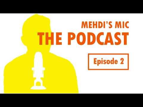 A British guy teaching English in Algeria [ Mehdi's Mic - Episode 2 ]