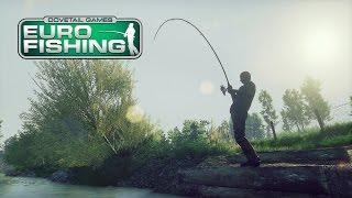 Euro Fishing [Gameplay, PC]