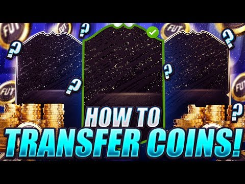 HOW TO TRANSFER COINS SAFELY ON FIFA 20