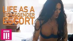 Life As A Transgender Escort   Sex Map of Britain