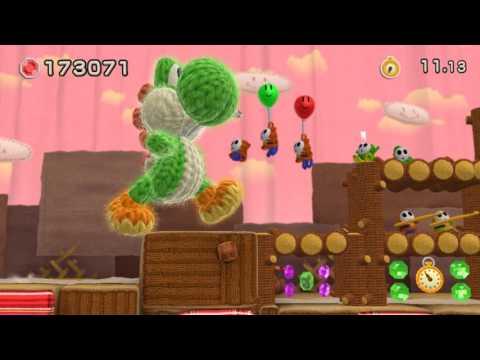 Repeat Yoshi's Woolly World (1-2 Crash Fix) FPS improvement