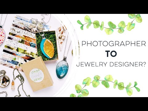 How I Started a Jewelry Business with a Photography Degree