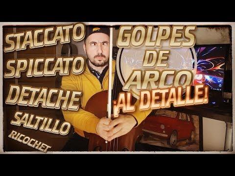 🎻 Golpes de Arco en Cello: Staccato, Detache, Martellato, Spiccato, Saltillo, Gettato y Bariolage