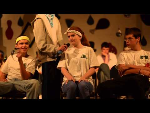 Super Teen Sillies July 2015 A2 Drama Course