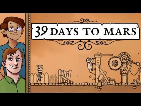 Let's Play 39 Days to Mars Co-op - This Will Have to Wait Until After I've Had a Cuppa