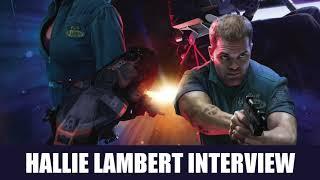 Hallie Lambert Interview
