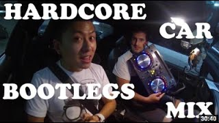 Cotts and Ravine DJ while driving a car ft. Olly P