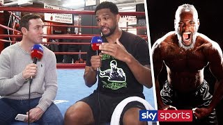 Dominic Breazeale explains WHY he dislikes Deontay Wilder ahead of their fight | Toe 2 Toe