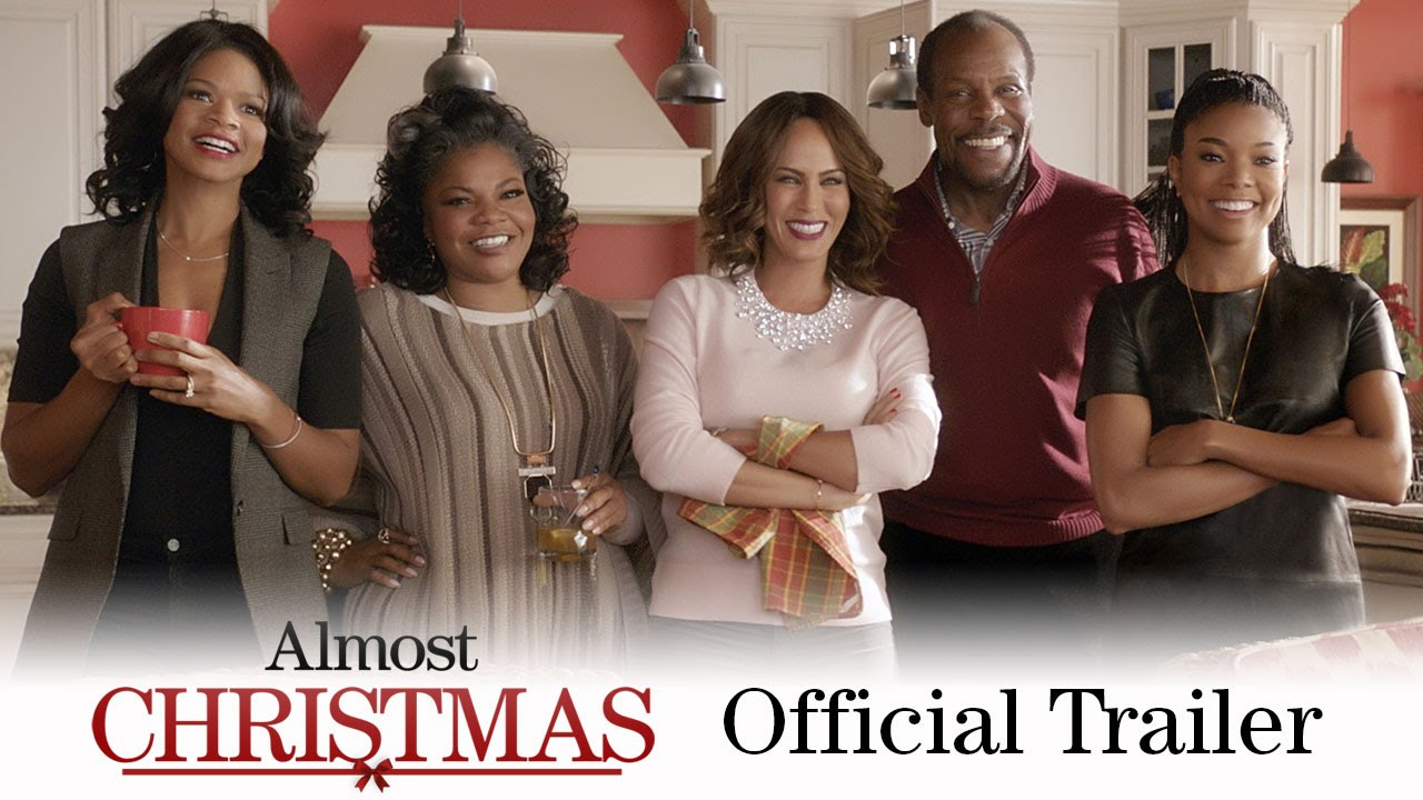 Almost Christmas Actor Omar.Almost Christmas Official Trailer Hd