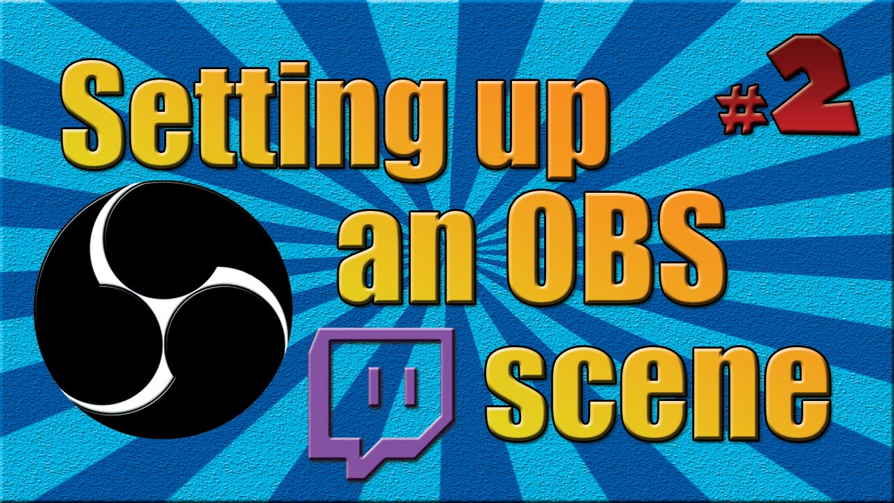 setting up obs