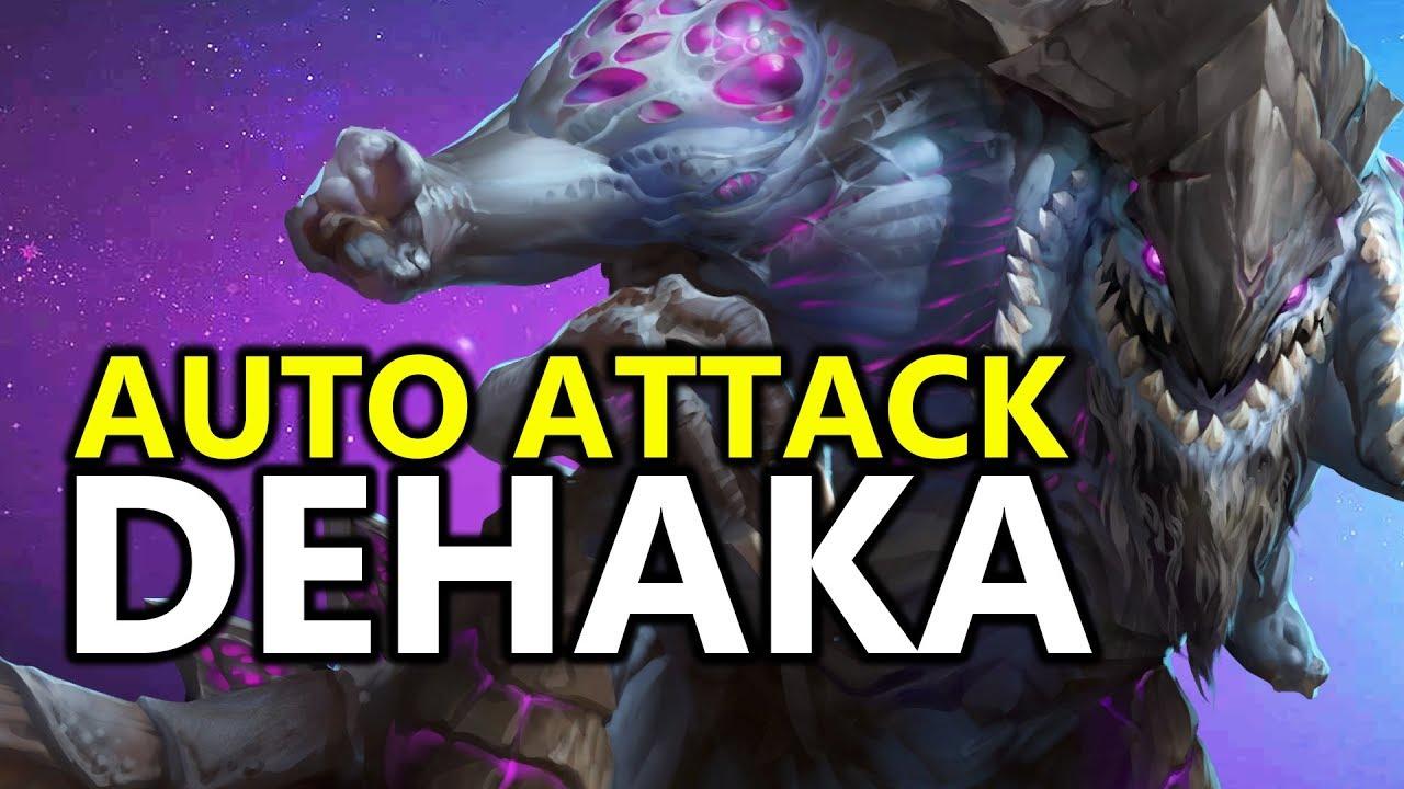 how to play dehaka hots