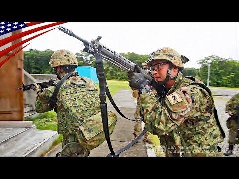 陸上自衛隊&米海兵隊 建物突入・スナイパー射撃:日米合同演習ノーザンヴァイパー