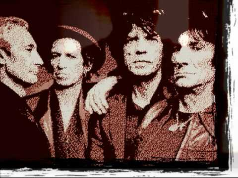 THE ROLLING STONES  -  Through The Lonely Nights - A movie by Falke58.wmv