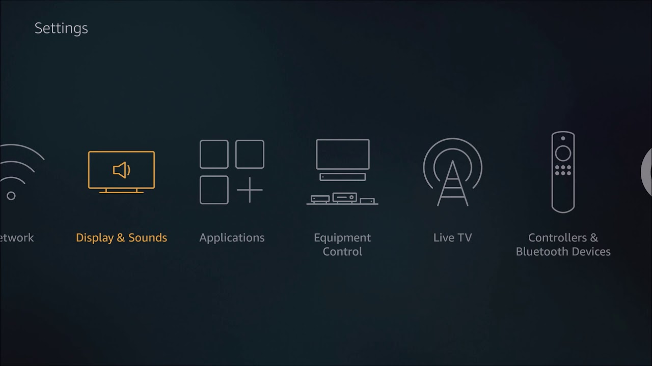 Amazon Fire TV 4K Audio Sync Issue Fix for Gears Reloaded