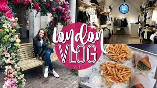 LONDON VLOG | THEATRE, SHOPPING & CHATS! ♡ | Brogan Tate