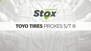 видео Toyo Proxes S/T: шины для кроссоверов