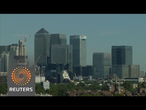 Brexit banks may get easier euro zone entry: ECB