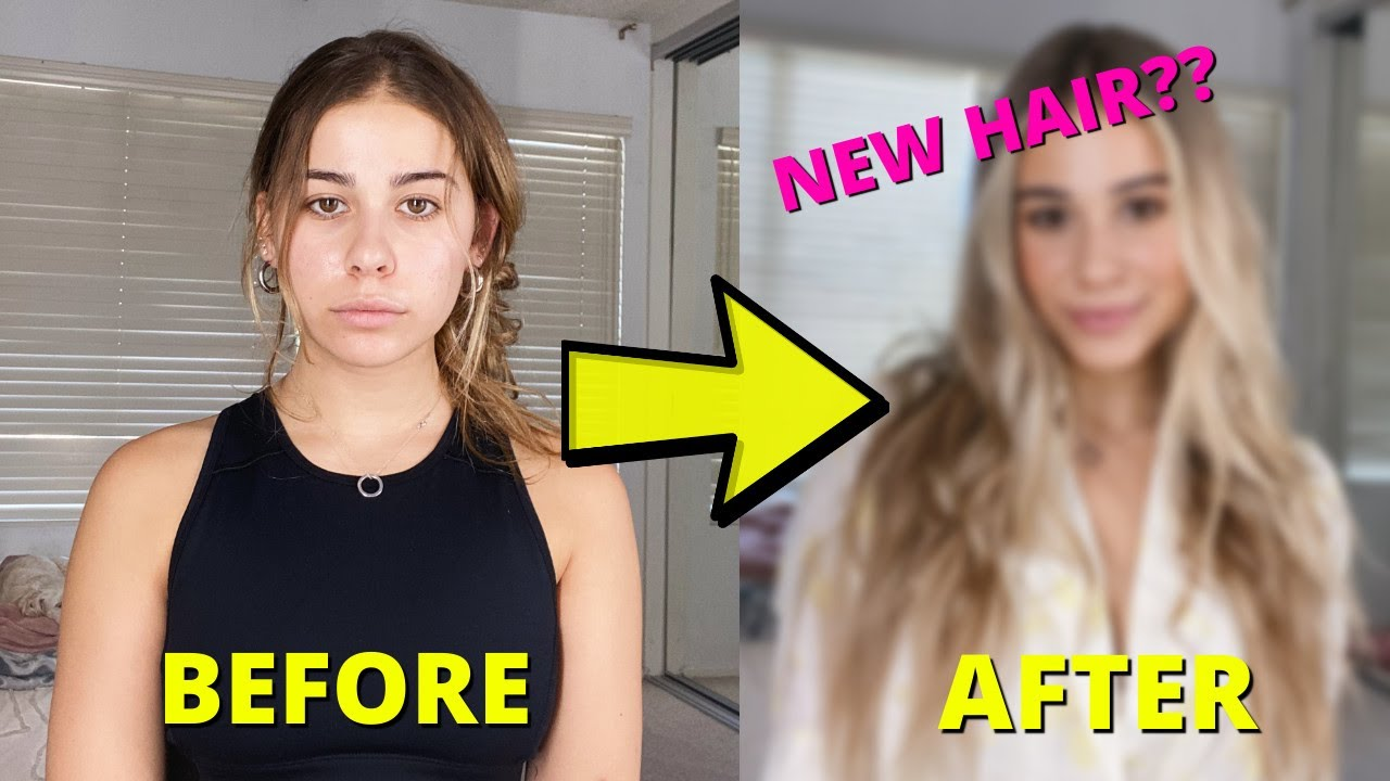 EXTREME Quarantine Glow Up Makeover!