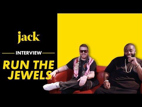 "L'interview ""money money"" avec Run The Jewels I JACK"