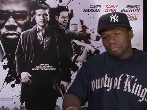 50 Cent on his new movie Dead Man Running