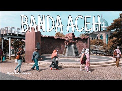 """salah-satu-tempat-wisata-paling-populer-di-banda-aceh-""""indonesia-travel""""-4k-60fps"""