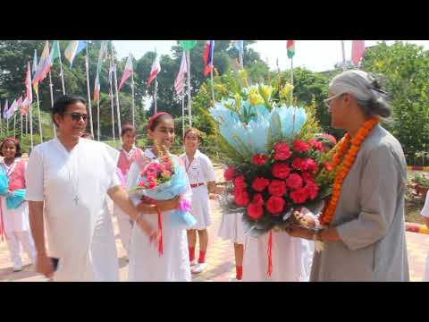 Arrival of Mother General at CJM Delhi