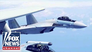 Pentagon: China likely training for strikes against the US