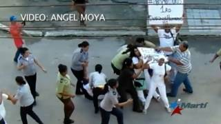 Identifican a militar cubano responsable de brutal represión contra opositores