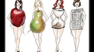 How to Determine Your Body Type | Jalisa's Fashion Files