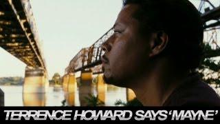 Terrence Howard Says 'Mayne' (Hustle And Flow Supercut)