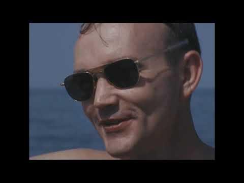 MSC (AV) - Apollo 11 Crew Water Egress Training with BIG Suit: Part 1 of 2  (5/24/1969)