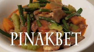 Pinakbet Recipe  The Foodie Ninja