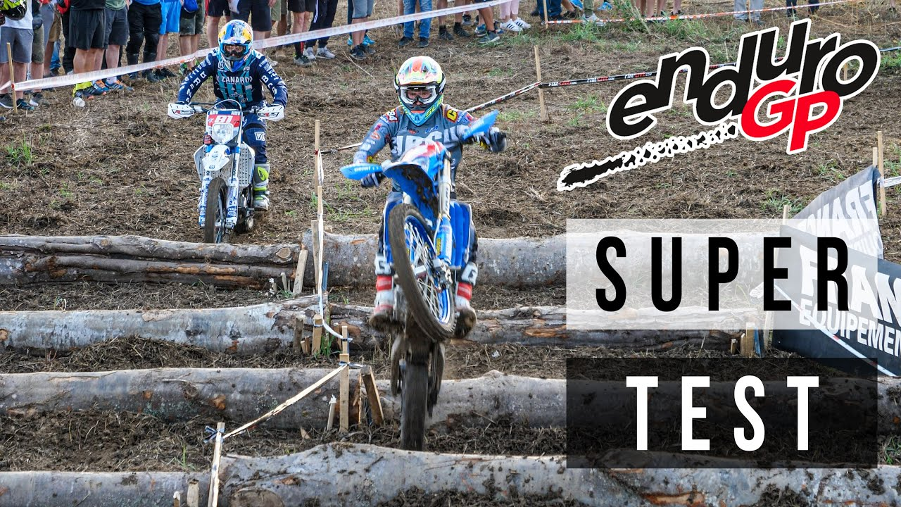 EnduroGP Super Test | Duels by the Fastest Dirt Bike Riders ever