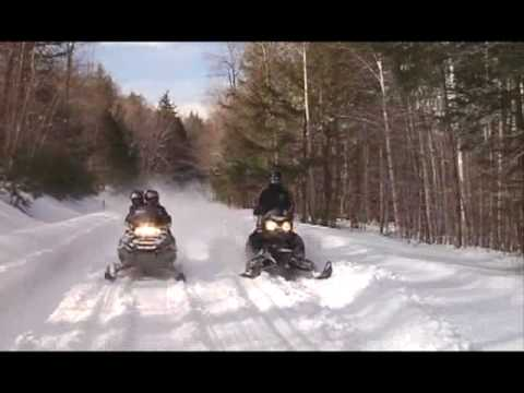 Northern Extremes Snowmobile Rentals
