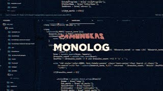 Pamungkas - Monolog (Lyrics Video)