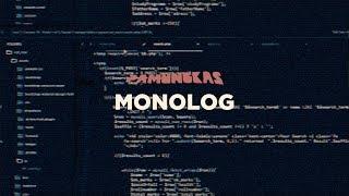 Download Pamungkas - Monolog (Lyrics Video)